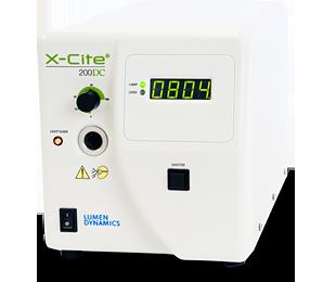 X-CITE® 200DC – DC Stabilized Fluorescence Light Source & Illumination System